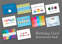 Birthday Value Assortment Pack